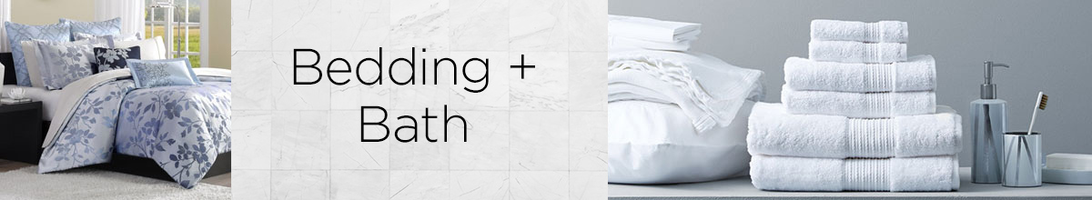 Shop All New Bedding & Bath
